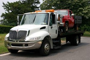 flatbed tow truck - flatbed towing